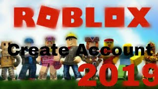 How to make a Roblox account   Tutorial