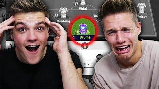 FIFA 18 PRANK an LUCA