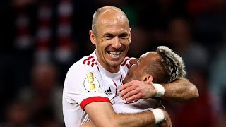 Arjen Robben And Rafinha Sign One-year Bayern Munich Contracts