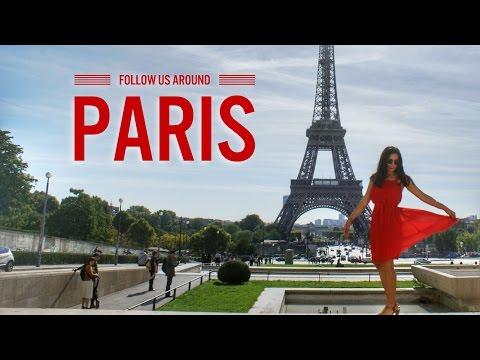 Paris Seyahati 2015 ❤ Paris VLOG