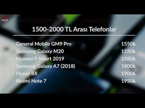 ÖTV Zammı Öncesi Telefon Satın Alma ve Piyasa Rehberi - Mayıs 2019