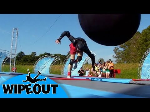 Not Quite Right 😅🤔   Total Wipeout Official   Full Episode