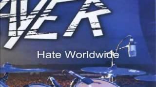 Slayer - Hate Worldwide (Live big four Sofia 2010)