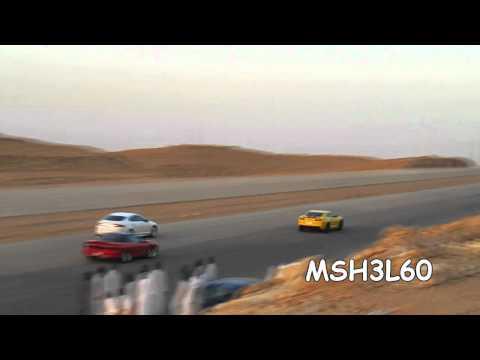 Jaguar XFR vs Cammed Camaro SS vs Z28...