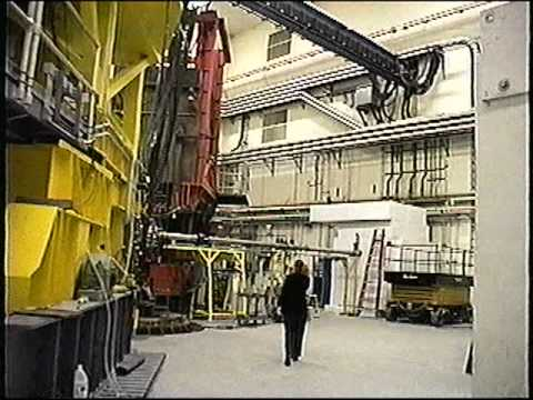 Inside Particle Accelerator Laboratory for Nuclear Physics