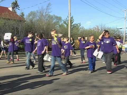Rossman School of Excellence Parade