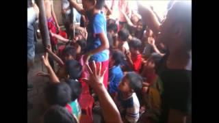 REACH KIDS BASECO TONDO MANILA OUTREACH PROGRAM 10/15/2013