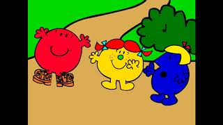Mr Men & Little Miss Learn to Count with Little Miss Brainy Intro Music Video