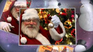 Santa Claus Pictures Set To The Nutcracker March Christmas Song.