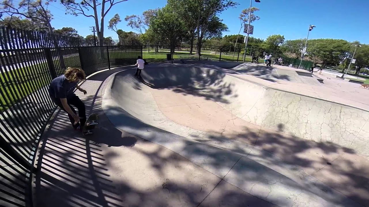 Costa Mesa Volcom Skatepark