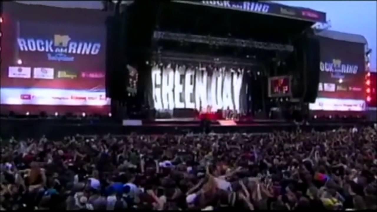 green day live rock am ring 2005 full concert youtube. Black Bedroom Furniture Sets. Home Design Ideas