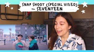 [SPECIAL VIDEO] SEVENTEEN(세븐틴) - Snap Shoot REACTION!