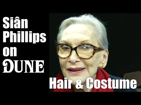 Siân Phillips - Dune Costume