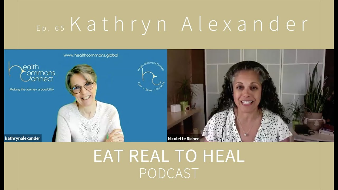 Gerson Therapy - podcast with Eat Real To Heal