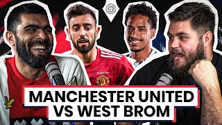 Manchester United 1-0 West Brom | LIVE | Watchalong
