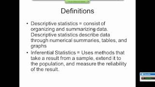 Elementary Statistics: Introduction to the Practice of Statistics