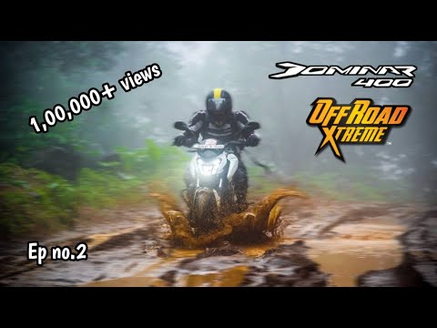 Can DOMINAR 400 survive this? Extreme Offroads vs Royal Enfield | Ep.2