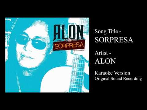 Alon - Sorpresa (Karaoke - Original Sound Recording)