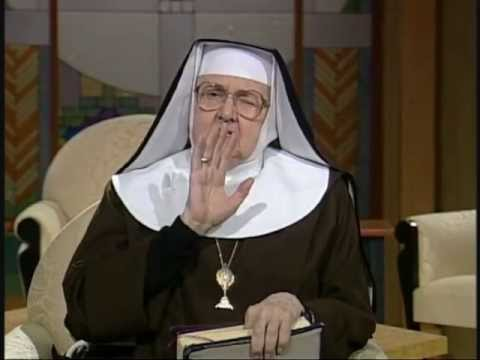 Mother Angelica Live Classics - A Few Thoughts + Go to Confession - Mother Angelica - 08-09-2011