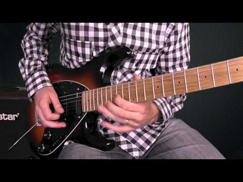 Dimarzio AT1 & Cruiser Demo/Review - Fretpoint