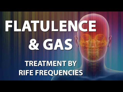 Flatulence & Gas - RIFE Frequencies Treatment - Energy & Quantum Medicine with Bioresonance