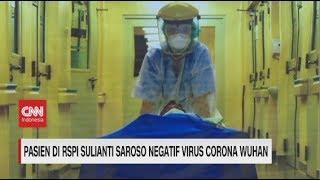 Pasien RS Sulianti Saroso Negatif Virus Corona Wuhan