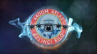 Airbus A400M ATLAS Stratejik Ulaştırma Uçağı - Tactical Airlifter