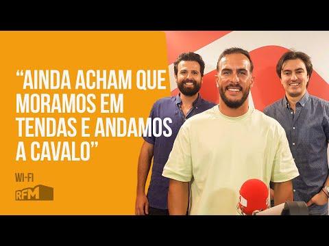"""""""AS PESSOAS AINDA ACHAM QUE MORAMOS EM TENDAS E ANDAMOS A CAVALO"""" - NININHO VAZ MAIA NA RFM"""