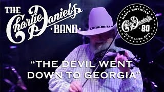 The Devil Went Down to Georgia - The Charlie Daniels Band (Live) [2011]