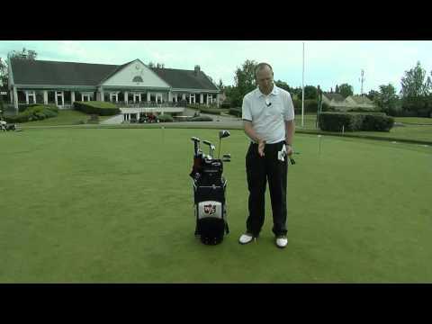 Présentation d'un sac de Golf