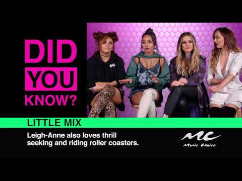 Did You Know? With Little Mix  Choice