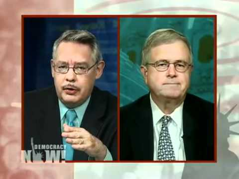 Thomas Tamm, DOJ Whistleblower Who Exposed Bush's Domestic Spying Speaks Out, Govt Drops Case 1 of 2