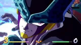 DBFZ Friendlies - MasonEliwood (Base Vegeta/Goku Blue/Black) vs. DarZr (Adult Gohan/Cell/Veg SS) #06