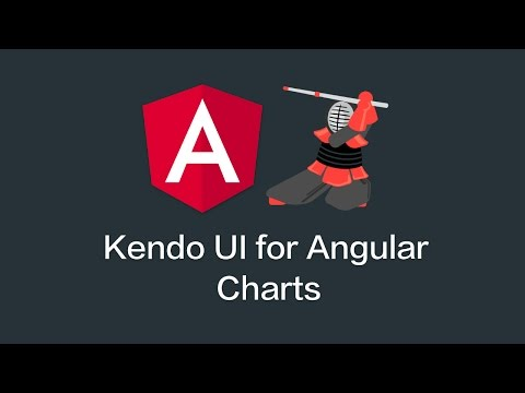 Kendo UI for Angular - Charts
