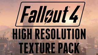 fallout 4 high resolution texture pack dlc