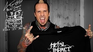 FIVE FINGER DEATH PUNCH - Jeremy Spencer (Metal Impact Interview / 2013-10)