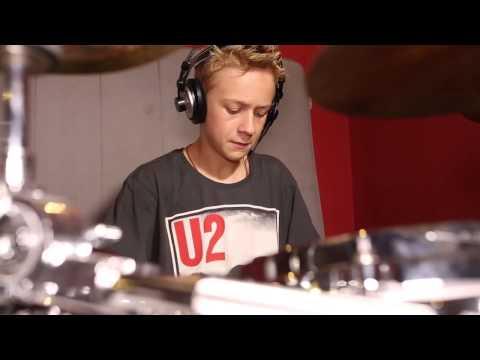U2 Ordinary Love Drum cover by Wiktor Szklarz