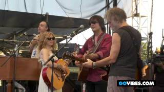 "Levon Helm Band Performs ""Deep Elem Blues"" with Bob Weir at Gathering of the Vibes 2011"