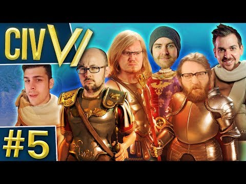 Civ VI: Forever Wars #5 - Tactical Placement