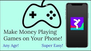 Make Money Playing Games On Your Iphone! Any Age, Easy, 2020!