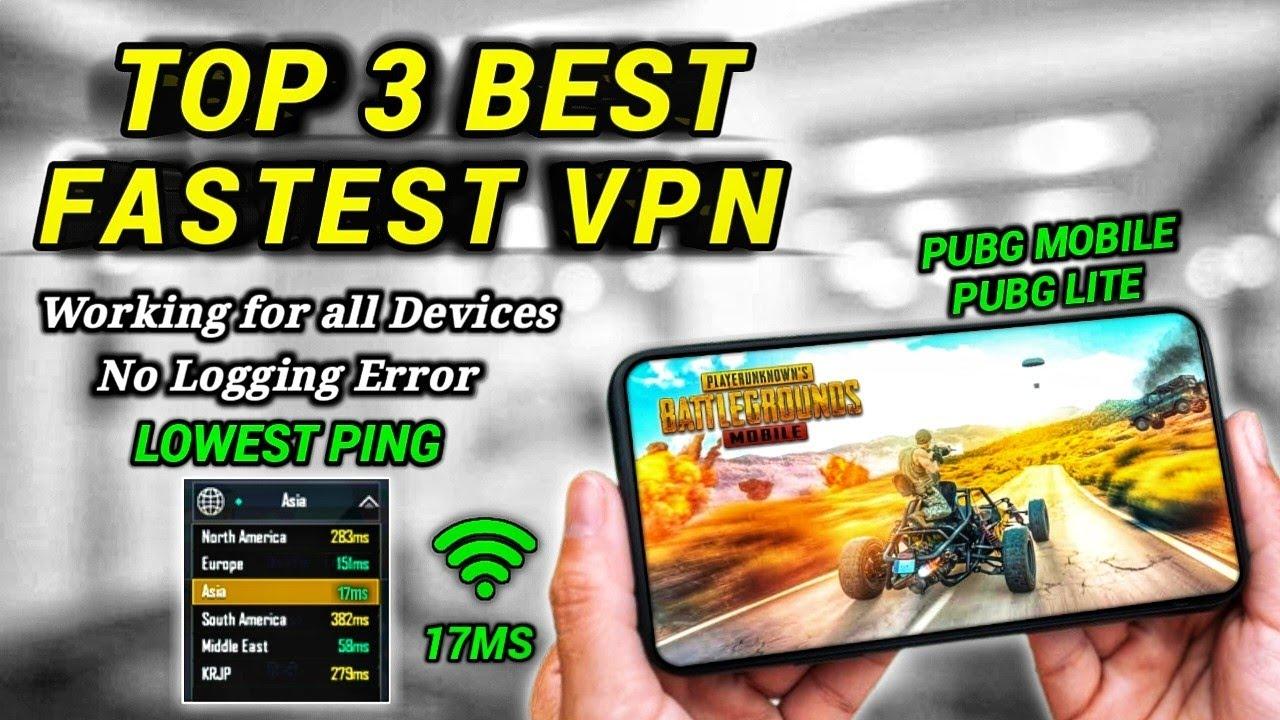 BEST PUBG VPN WORKING FOR ALL DEVICE !! ⚡ Pubg Best Vpn ⚡
