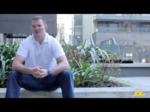 Donnacha Ryan talks Titanfall and more
