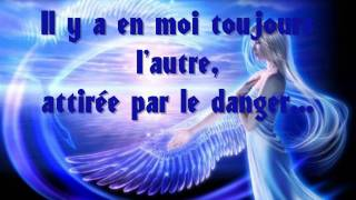 Natasha St-Pier - Un ange frappe à ma porte - Lyrics (HD)