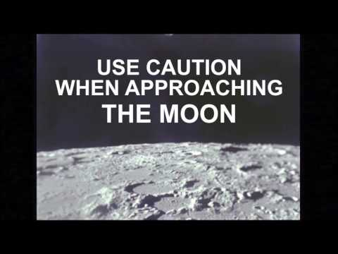 Use Caution When Approaching the MOON: Learning How to Avoid a Crash Landing