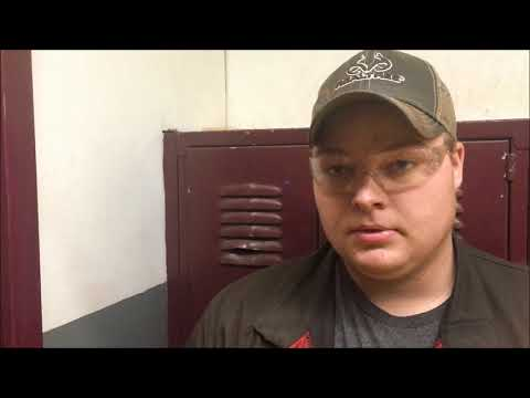 Student Spotlight: Welding and Metal Fabrication
