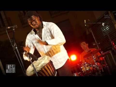 "D'JAM TRIBU ""Mariama"" (Live)"