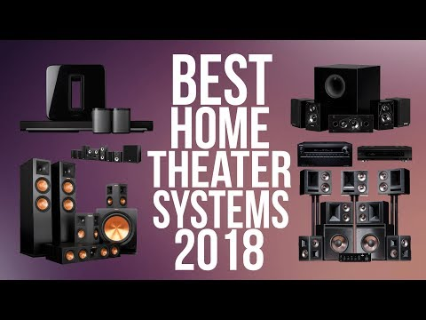 Best Home Theater Systems 2018 - Top 10 Best Home Theater Speaker 2018