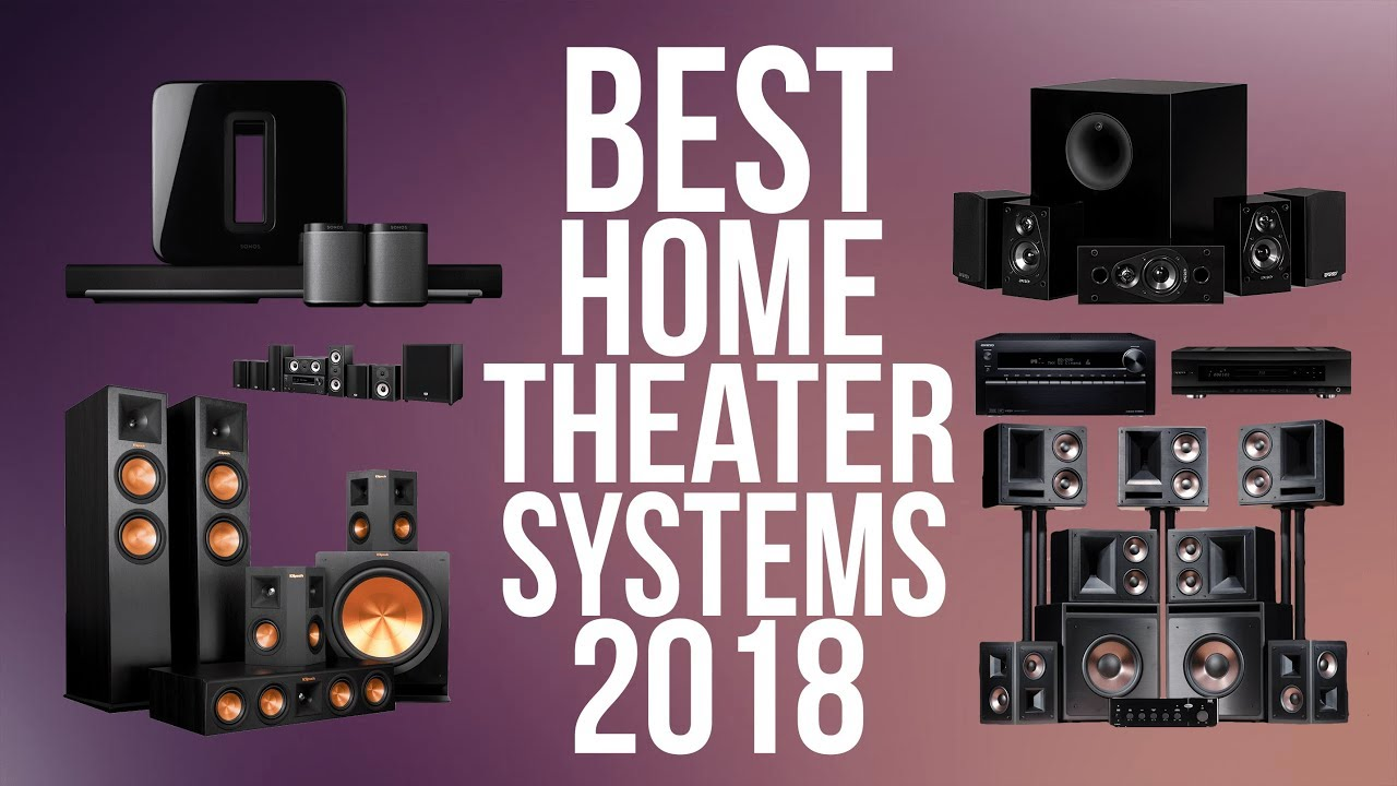 Best Home Theater Sound System 2020 Best Home Theater Systems 2018   Top 10 Best Home Theater Speaker