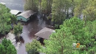 More Flooding Expected As Aftermath Of Florence Lingers