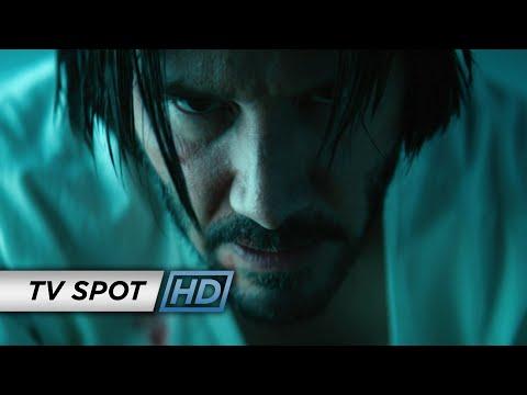 "John Wick (2014 Movie - Keanu Reeves) Official TV Spot - ""Vengeance"""